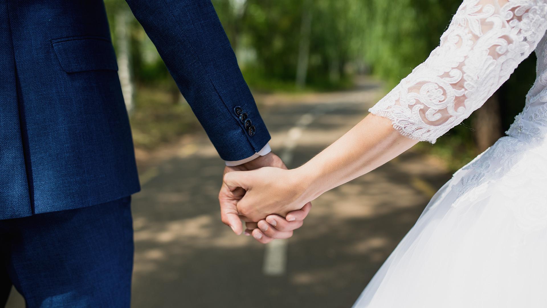Verbindung von Mann und Frau