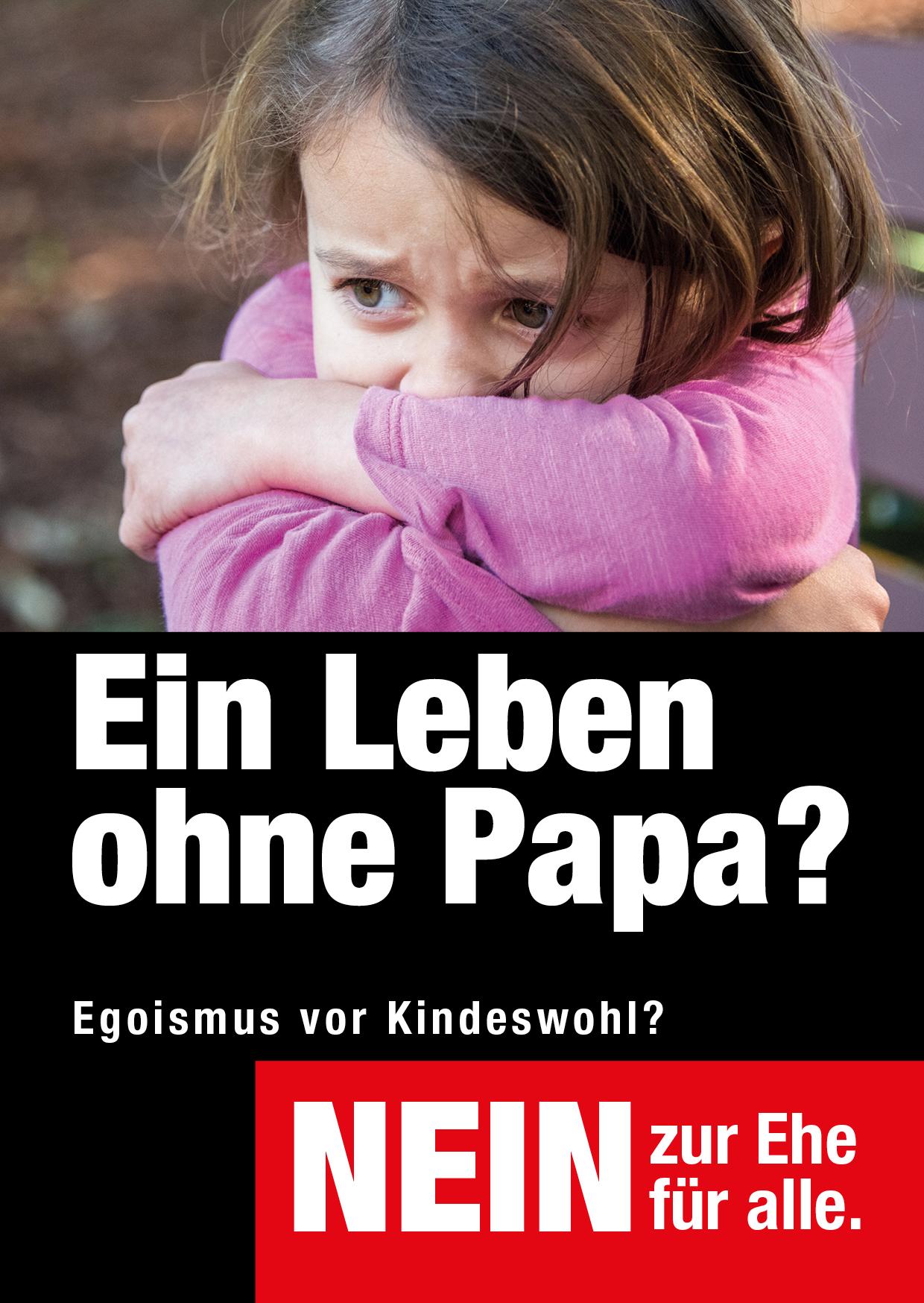 Sujet «Kein Papa 2»
