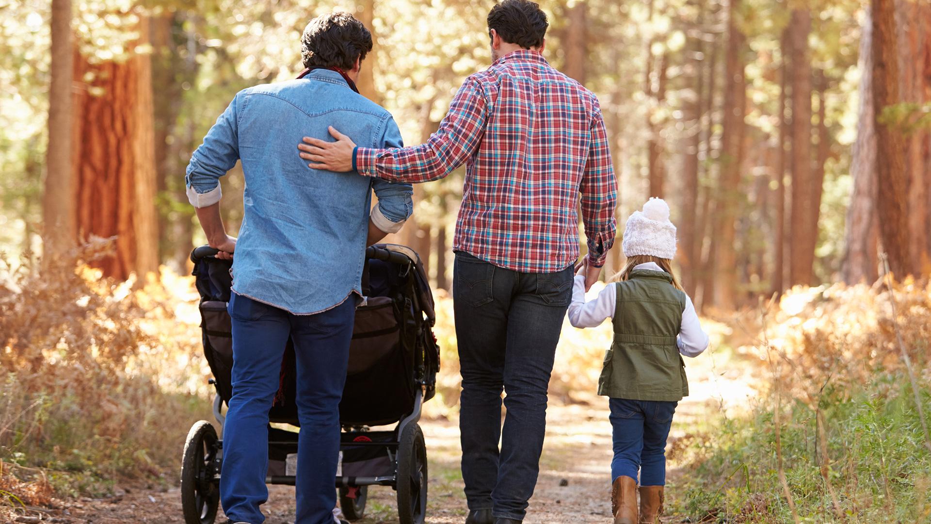 Nein zur Adoption durch gleichgeschlechtliche Paare